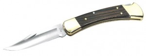 Buck is synonym of fixed blade hunting knife